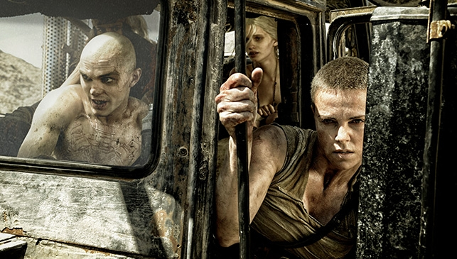 Press Image for Mad Max Fury Road